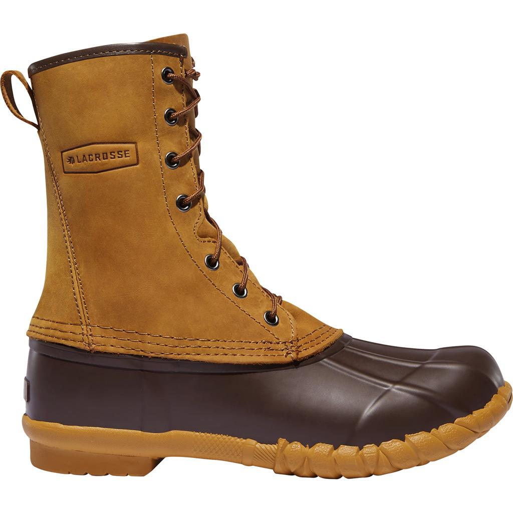 Lacrosse Uplander II Boot  <br>  Brown 10