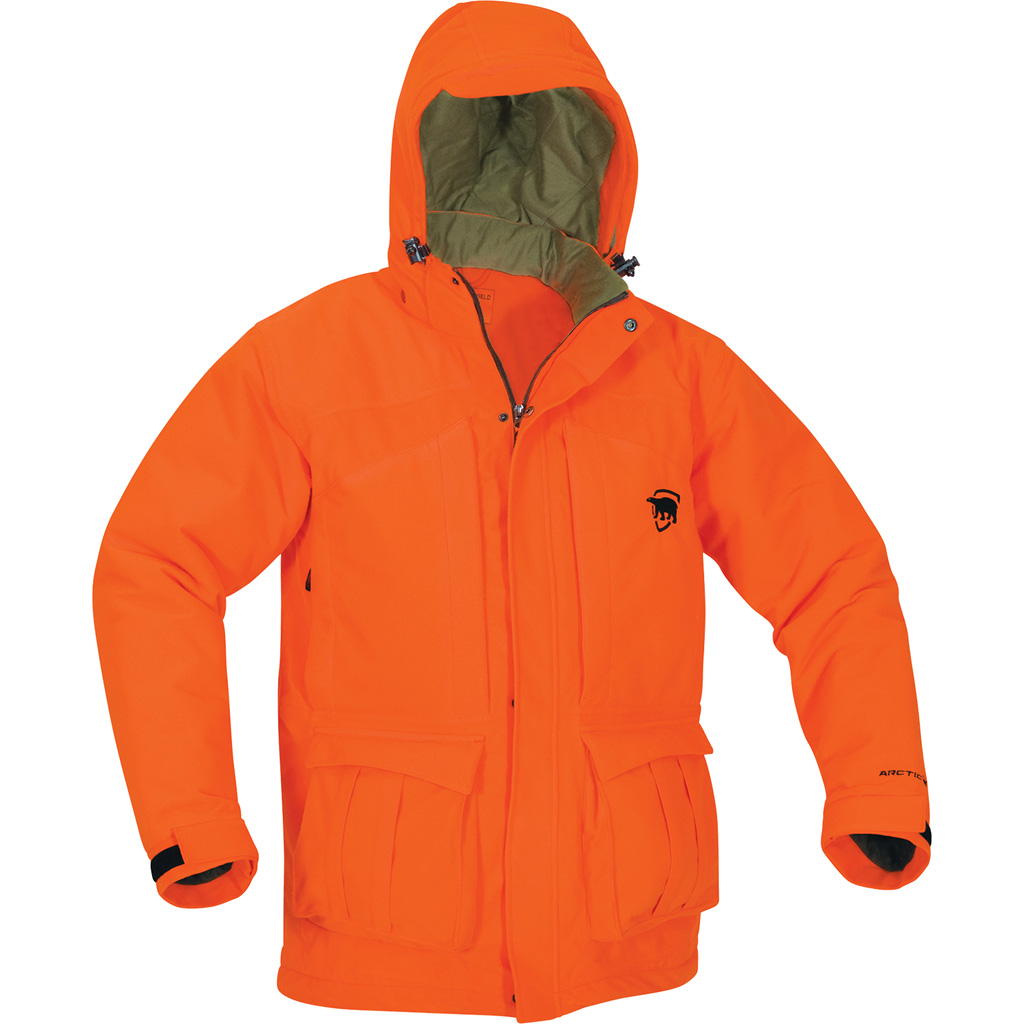 Arctic Shield Classic Elite Parka  <br>  Blaze Orange Large