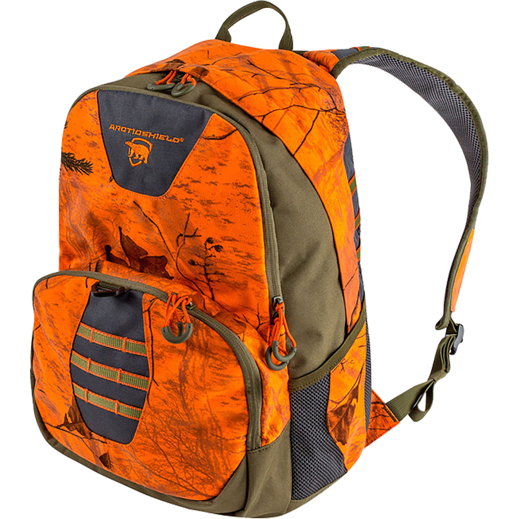 Arctic Shield T2X BackPack  <br>  Realtree AP Blaze  1300 cu. in.