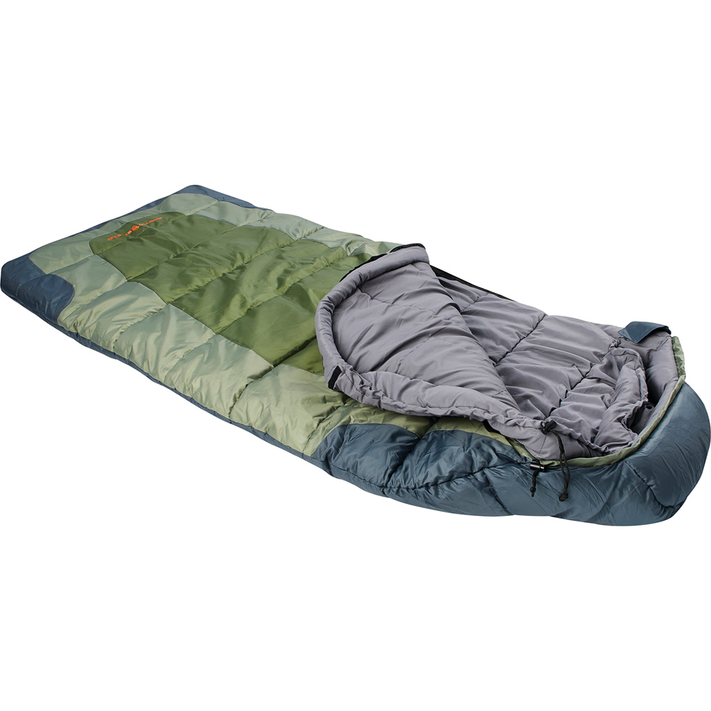 Arctic Shield Echo Mummy Sleeping Bag   <br>  Winter Moss  X-Large