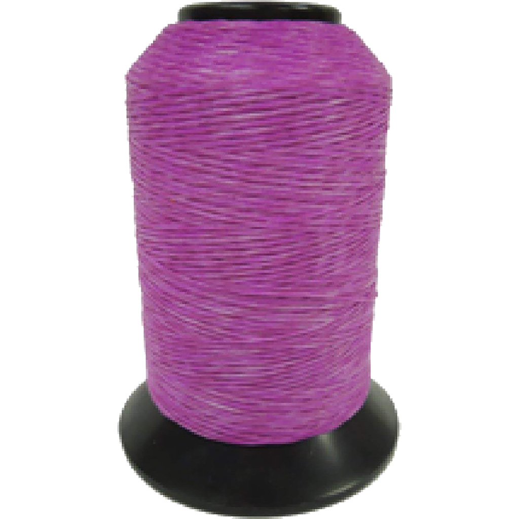 BCY 452X Bowstring Material  <br>  Flo Purple 1/8 lb.