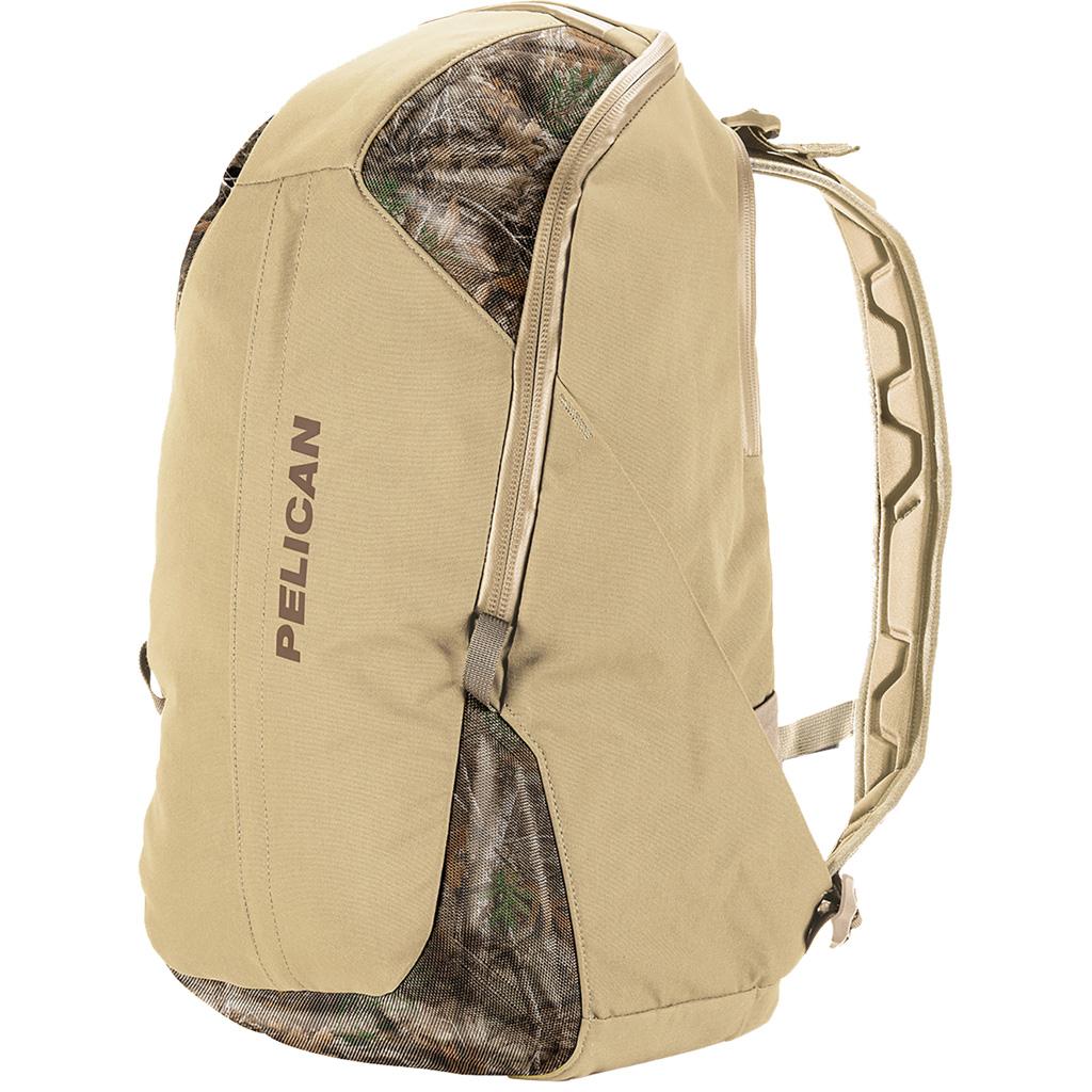 Pelican Back Pack  <br>  Camo/Tan
