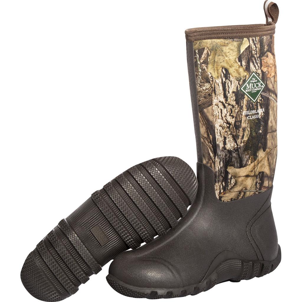 Muck Fieldblazer Boot  <br>  Mossy Oak Country 12