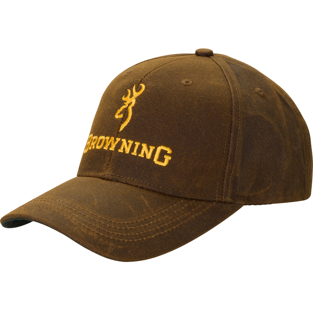 Browning Dura Wax Hat  <br>  Brown