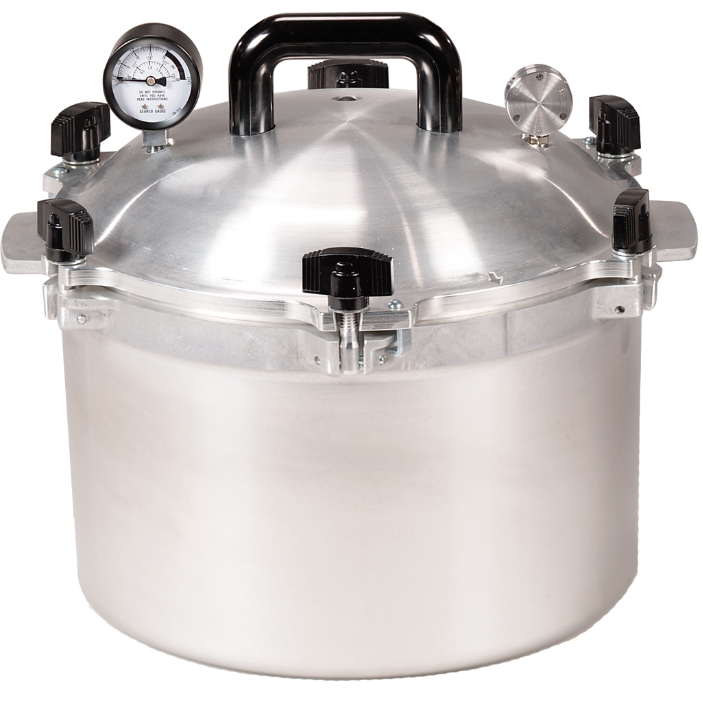 All American Canner Pressure Cooker  <br>  15.5 Qt