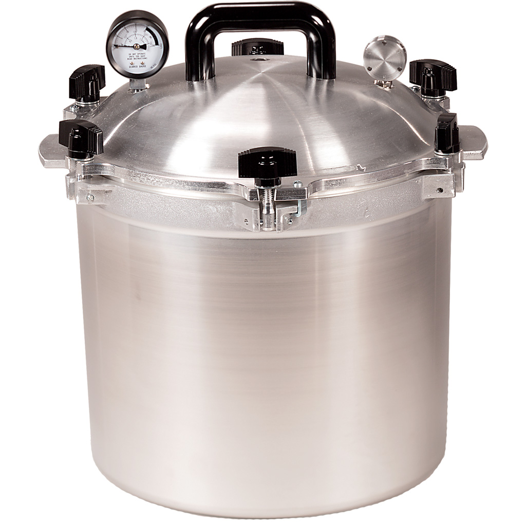 All American Canner Pressure Cooker  <br>  21.5Qt