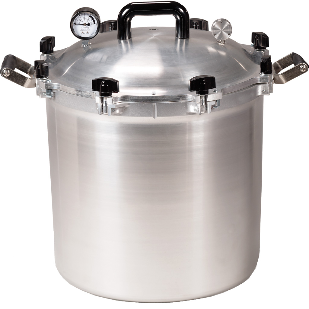 All American Canner Pressure Cooker  <br>  41.5 Qt.