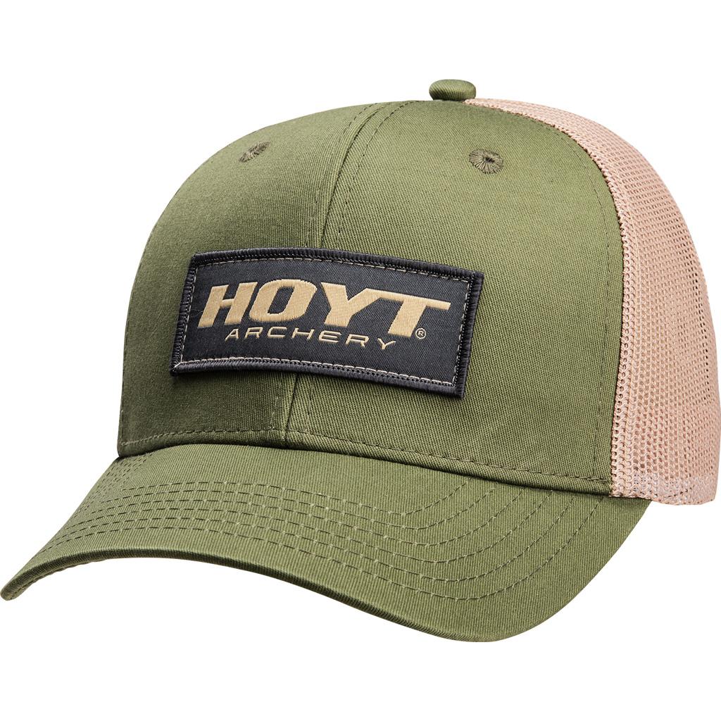 Hoyt River Bottom Cap  <br>  Green