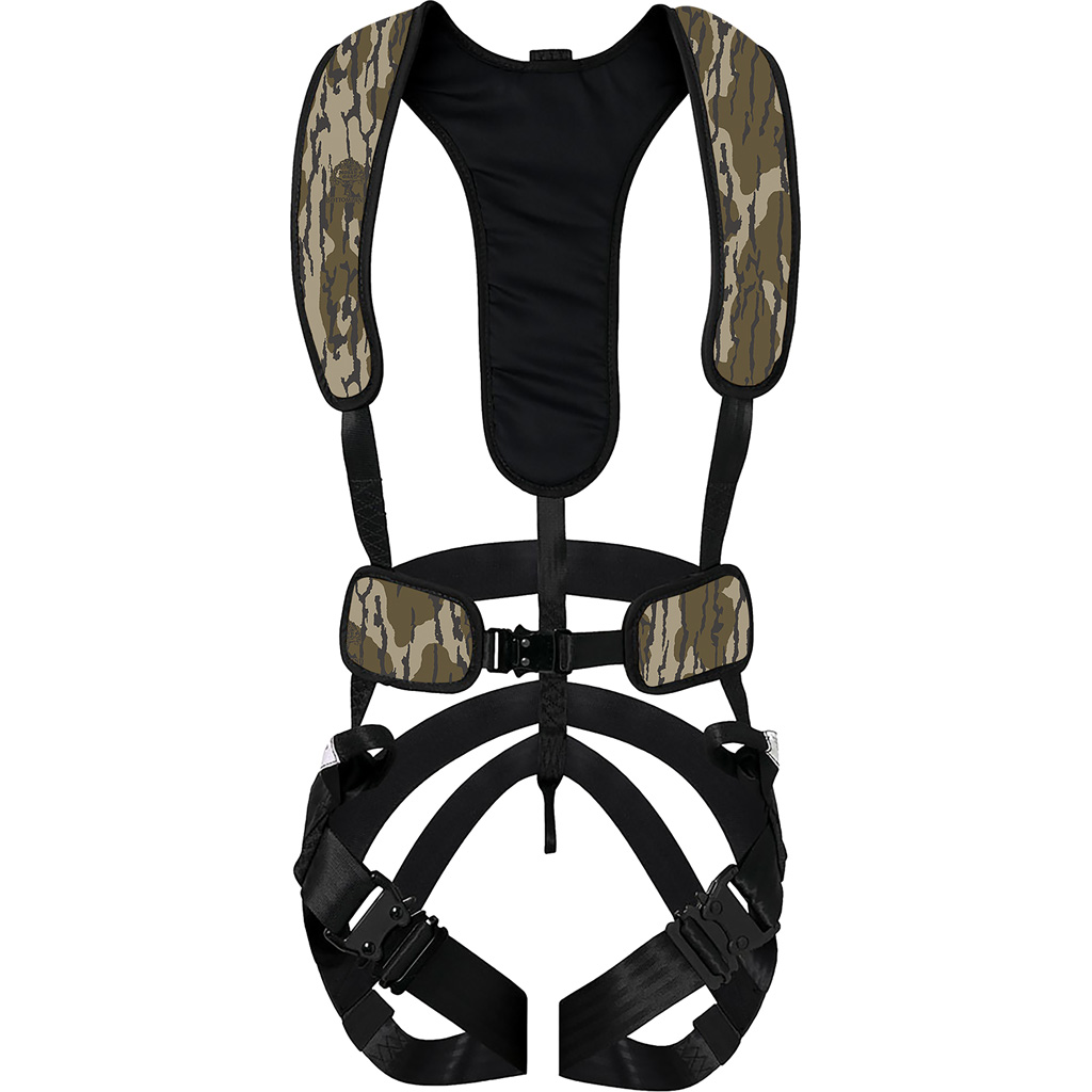 Hunter Safety Systems Hunter X-D Harness  <br>  Mossy Oak Large/ X-Large