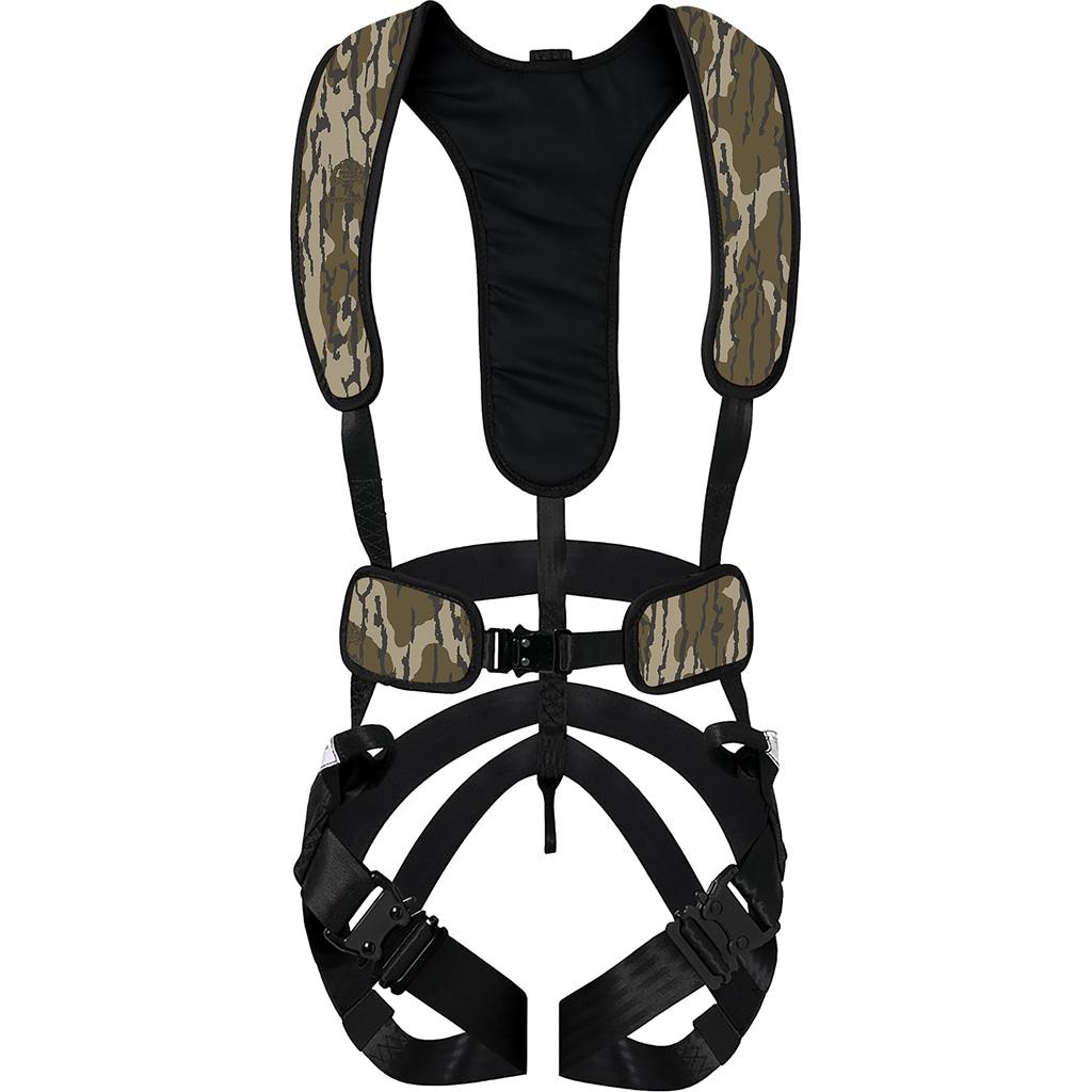 Hunter Safety Systems Hunter X-D Harness  <br>  Mossy Oak 2X/ 3X