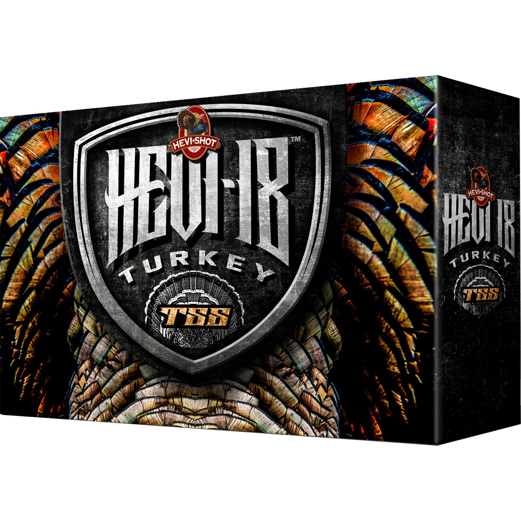HEVI-Shot 7009 Hevi-18 Turkey TSS 20 Gauge 3
