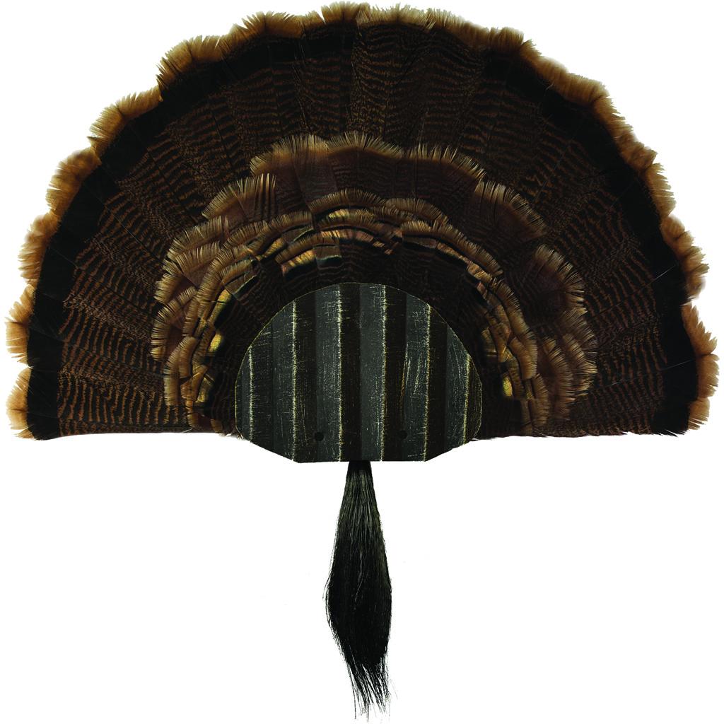 Walnut Hollow Metal Turkey Mounting Kit  <br>  Black