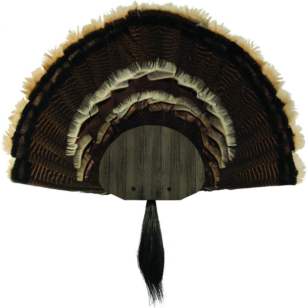Walnut Hollow Metal Turkey Mounting Kit  <br>  Grey