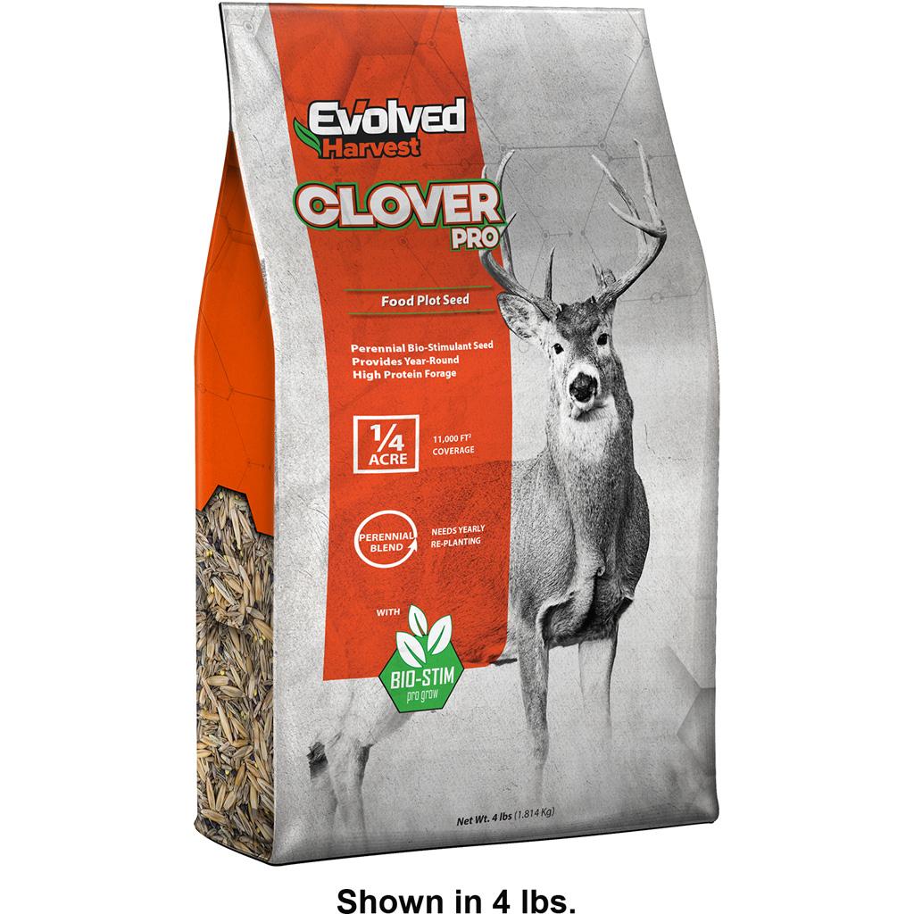 Evolved Clover Seed  <br>  2 lb.
