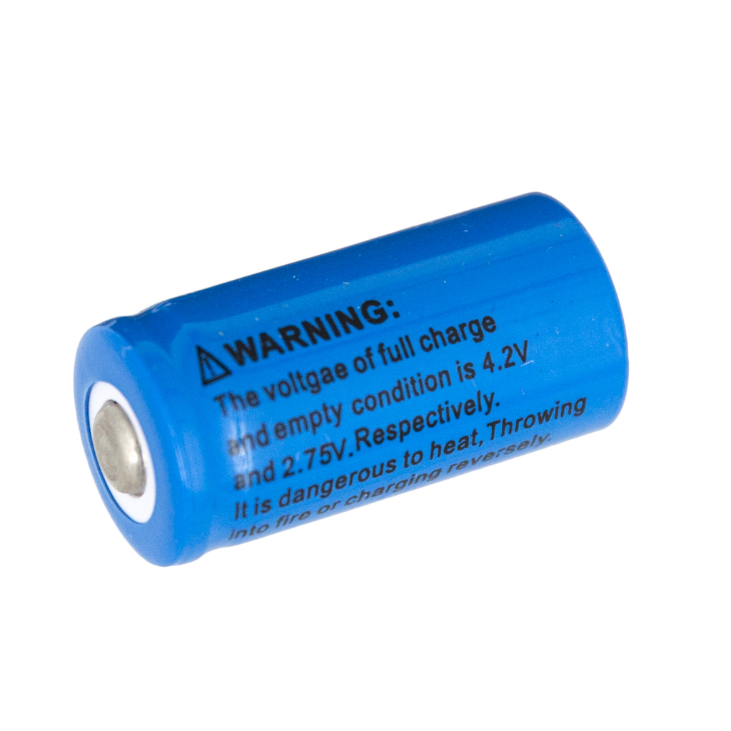 Fin Finder Battery  <br>  CR123A 1 pk.