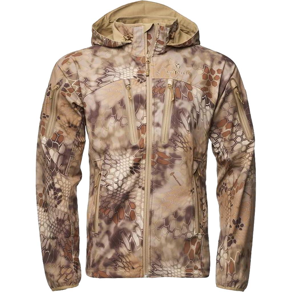 Kryptek Dalibor Jacket  <br>  Highlander X-Large