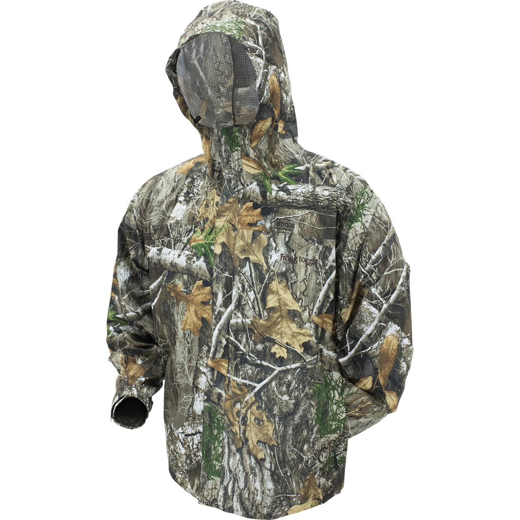 Frogg Toggs Java Toadz 2.5 Jacket  <br>  Realtree Edge X-Large
