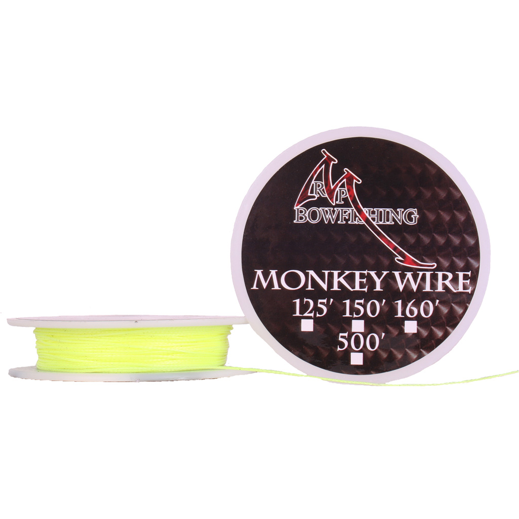 RPM Bowfishing Monkey Wire  <br>  150 ft.