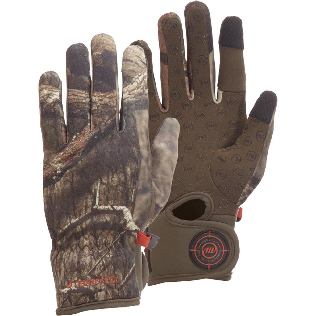 Manzella Bow Ranger Fleece Glove  <br>  Realltree Xtra Large