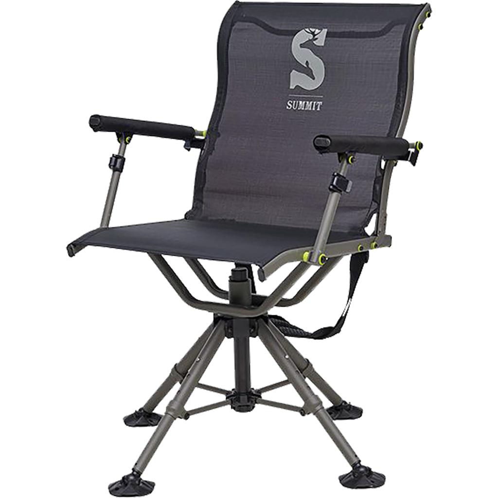 Summit Adjustable Shooting Chair  <br>