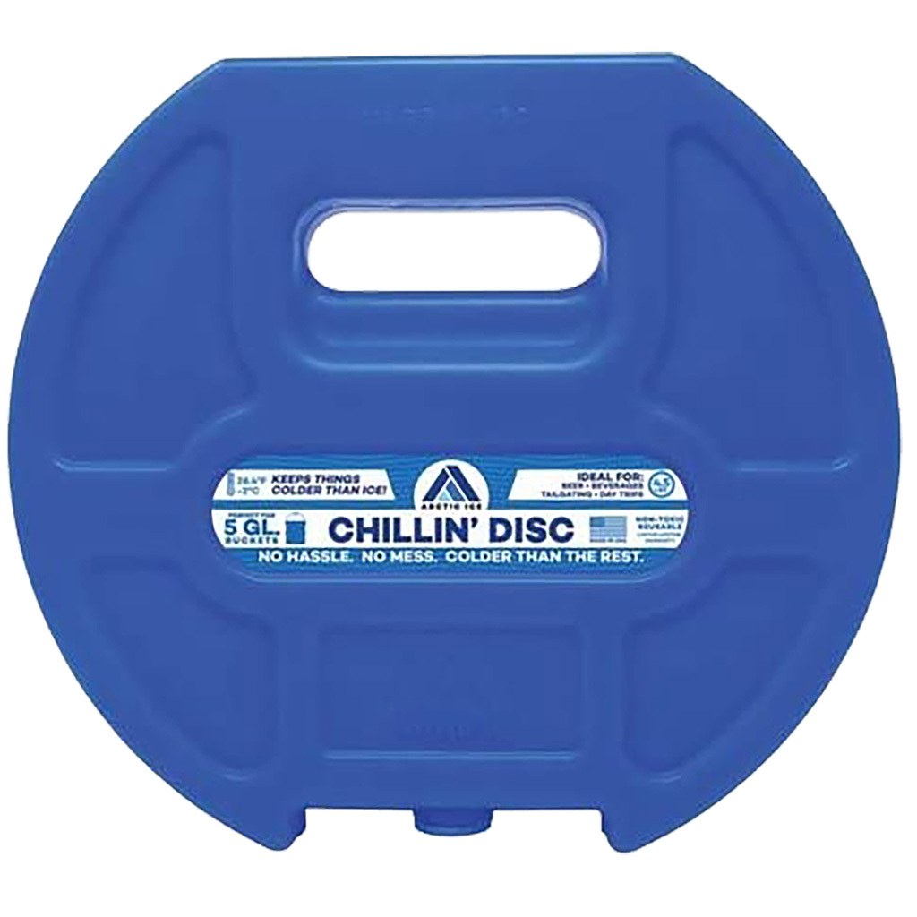 Arctic Ice Chillin' Disc  <br>  4.5 LB