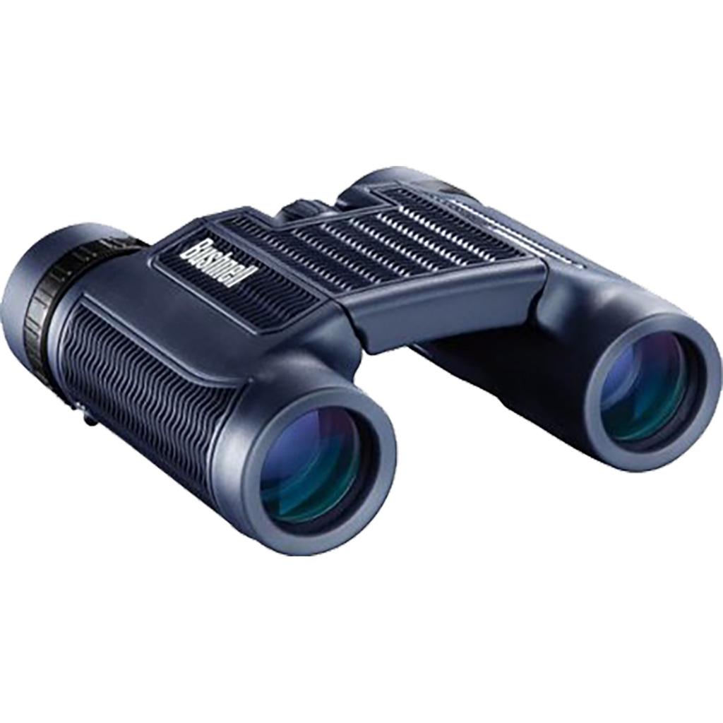 Bushnell H20 Binoculars  <br>  Black 12x25