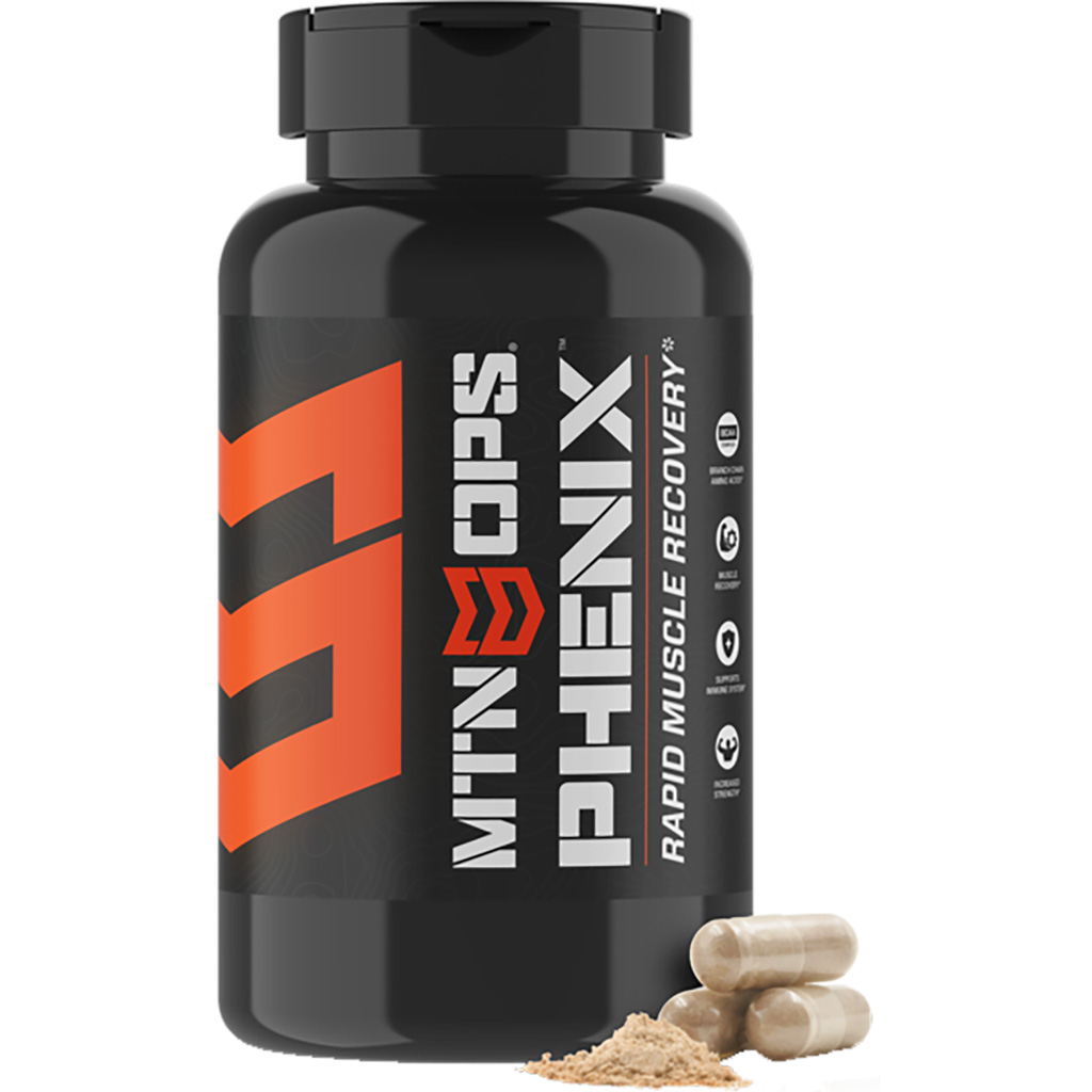 MTN OPS Phenix Capsules  <br>  Muscle Recovery 30 ct.