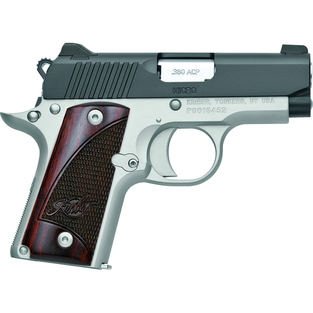 Kimber Micro Pistol  <br>  .380 ACP 5.6 in. Two-Tone 7+1 rd.