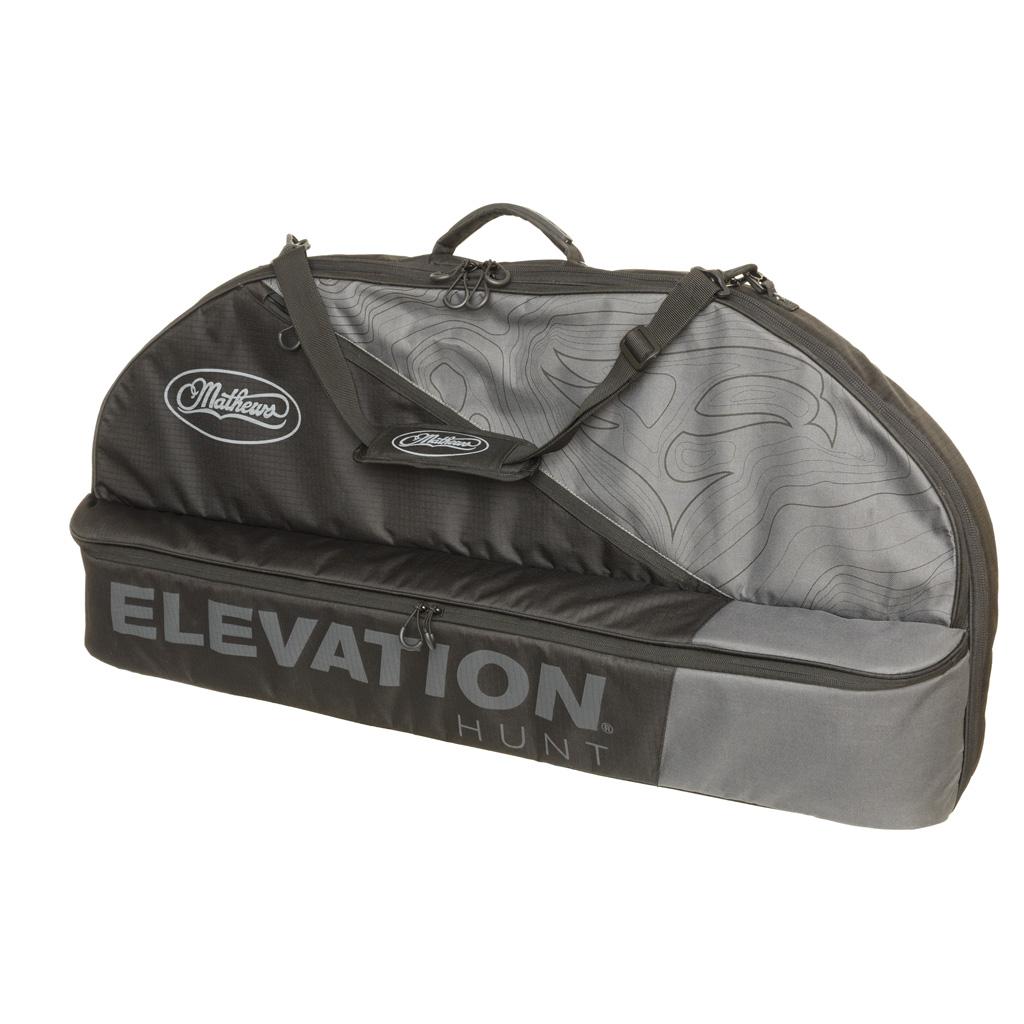 Elevation HUNT V1 Mathews TOPO Bow Case  <br>  Black/Grey 40 in.