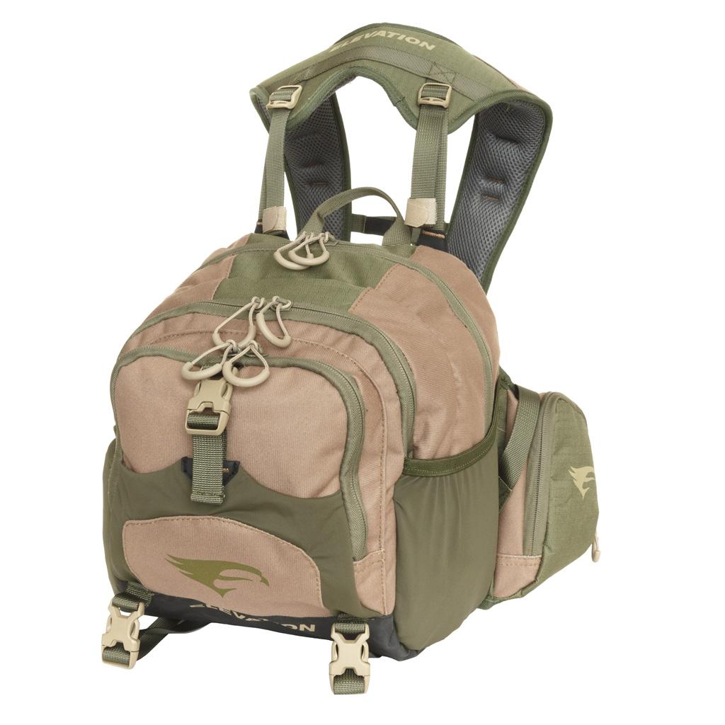 Elevation HUNT Forester Lumbar 650 Pack  <br>  Olive/Tan