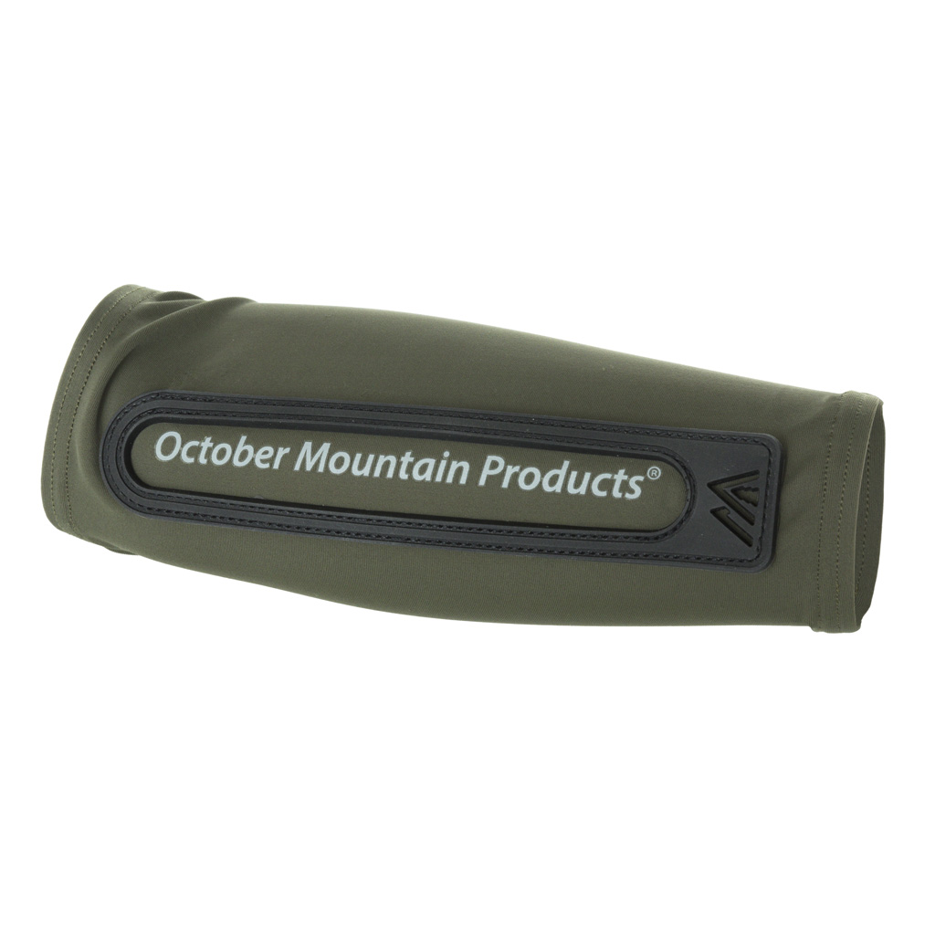 October Mountain Compression Arm Guard   <br>  OD Green Standard Fit