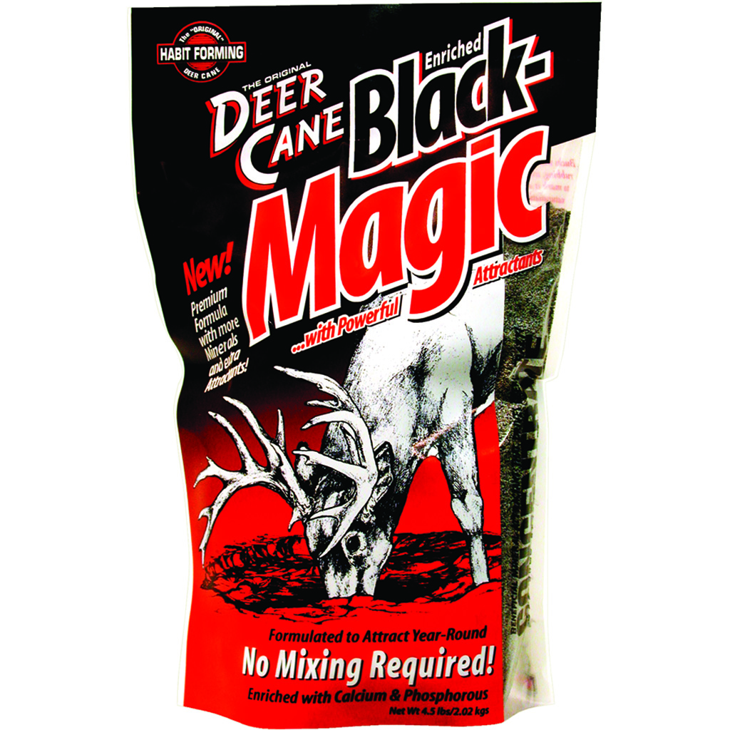 Evolved Black Magic Attractant  <br>  4.5 lbs.