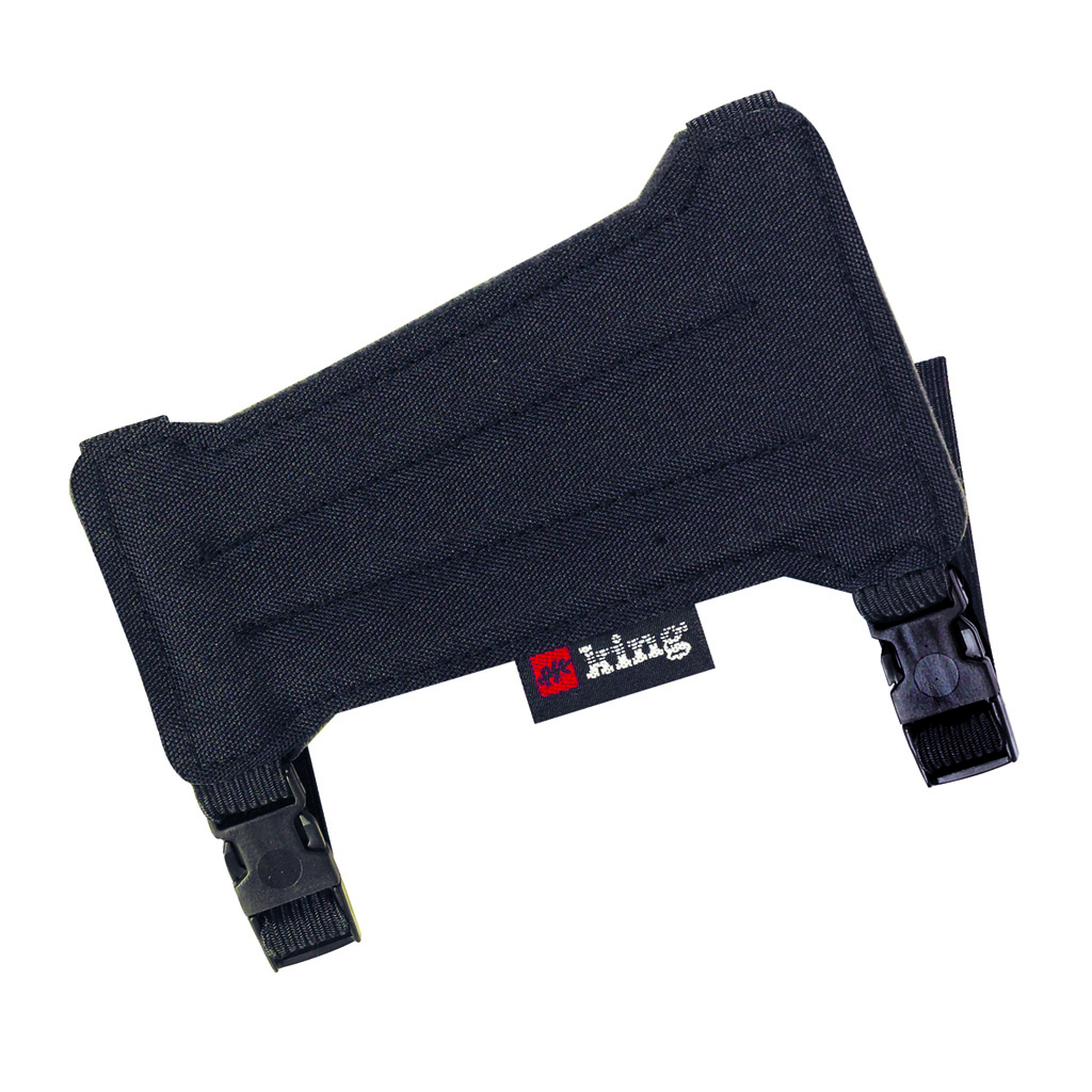 PSE Quick Detach Armguard  <br>  Black 6 in.