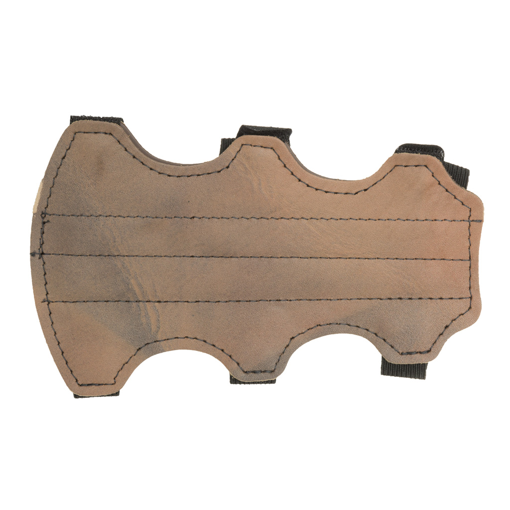 Wyandotte Leather Armguard  <br>  Camo Hook and Loop 7 in.