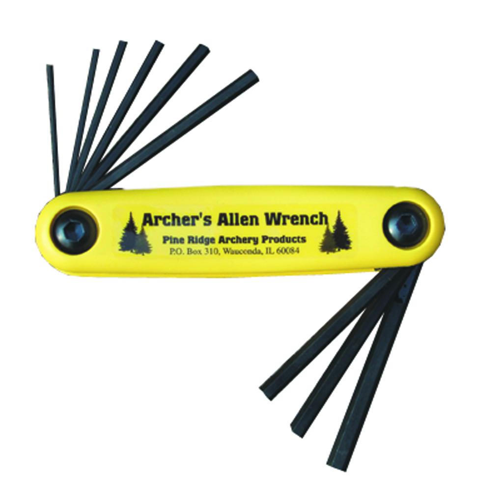 Pine Ridge Allen Wrench Set  <br>
