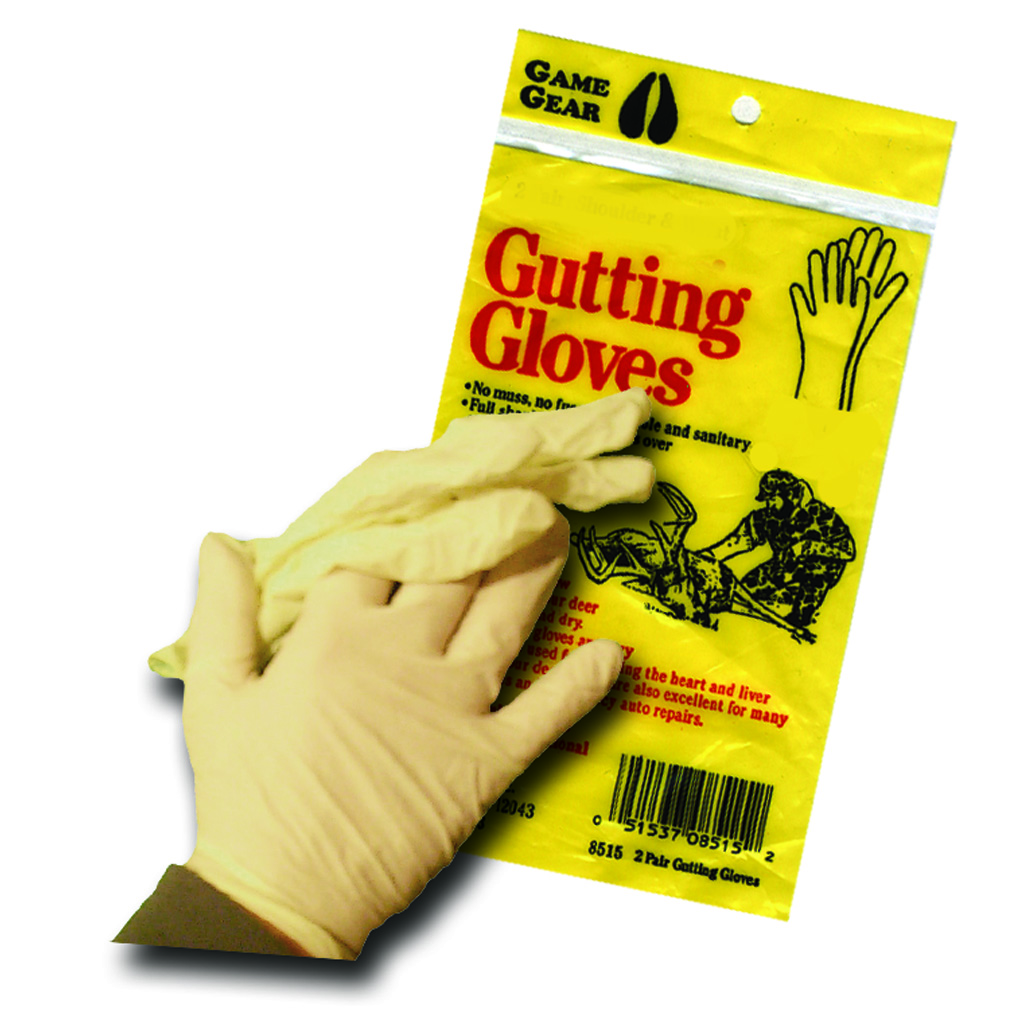 Rickards Gutting Gloves  <br>  Combo Pack