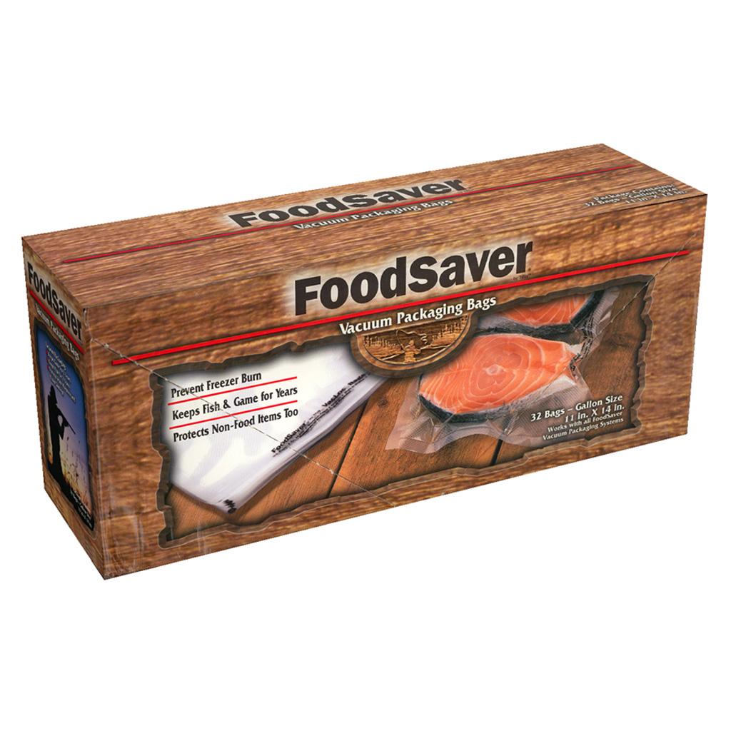 FoodSaver GameSaver Bags  <br>  Gallon 28 pk.