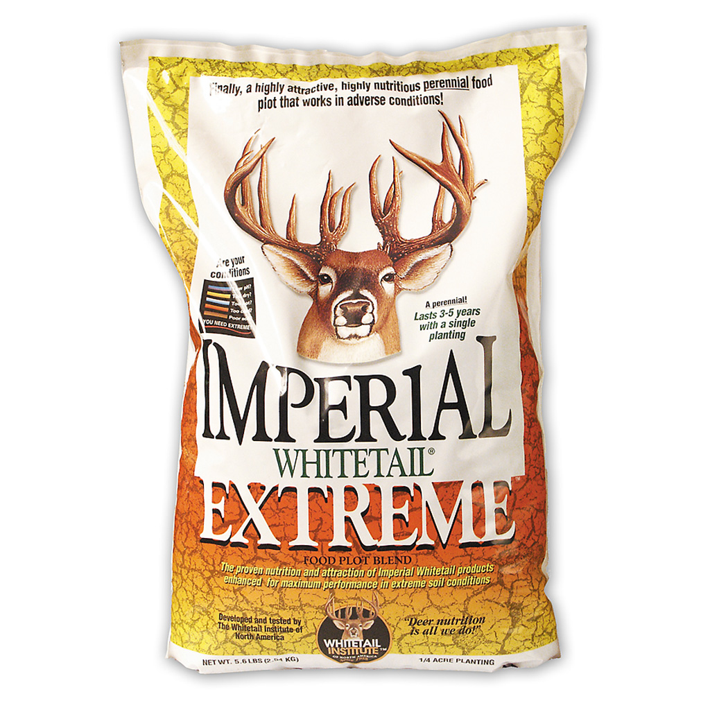 Whitetail Institute Extreme Wildlife Seed Blend   <br>  5 lb.