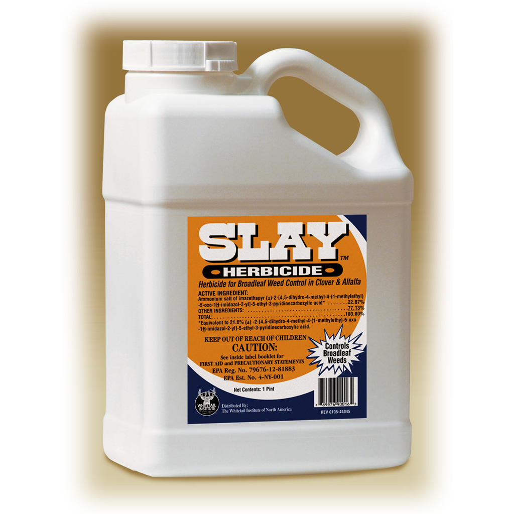 Whitetail Institute Slay  <br>  Herbicide 4 oz.
