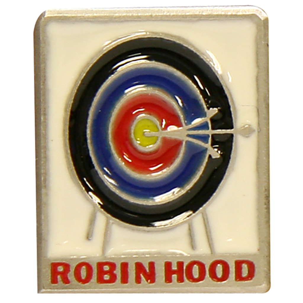 Empire Pewter Pin  <br>  Robinhood