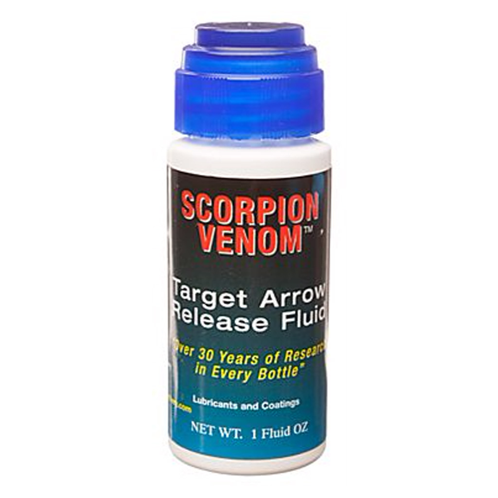 Scorpion Venom Target Arrow  <br>  Release Fluid