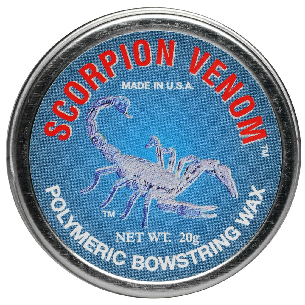 Scorpion Venom Polymeric  <br>  Bowstring Wax