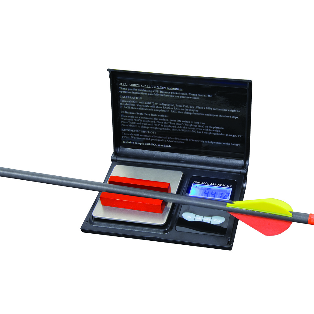 October Mountain Accu-Arrow  <br>  Digital Archery Scale