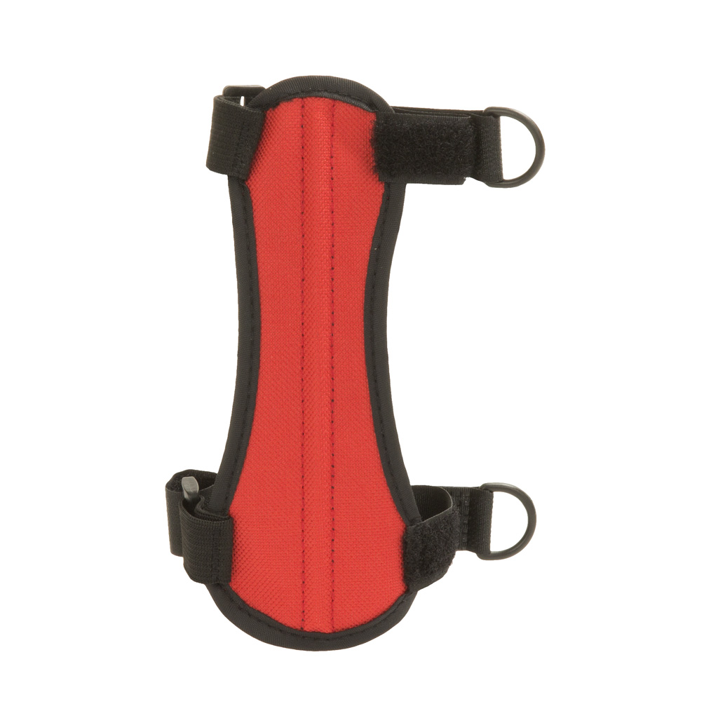 October Mountain Arm Guard  <br>  Red