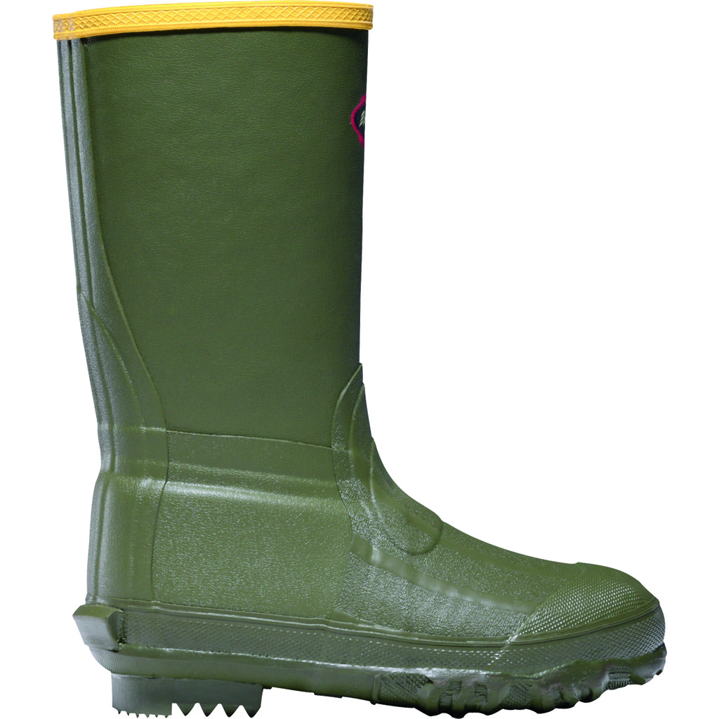 LaCrosse Lil Burly Youth Boot  <br>  Green 4