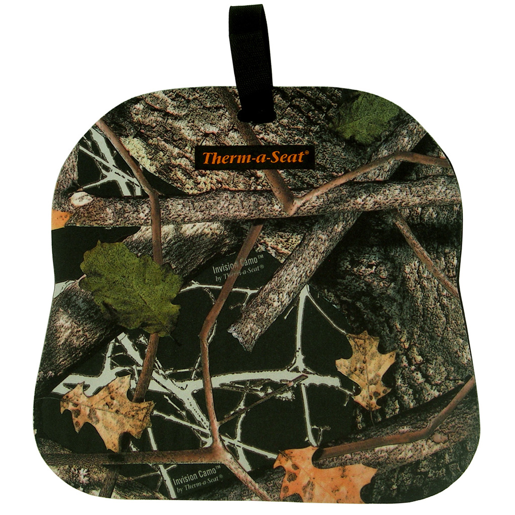 Therm-A-Seat Predator XT Seat  <br>  Large Camouflage .75 in.
