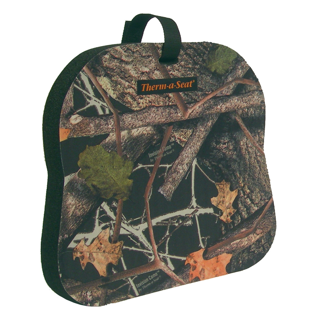 Therm-A-Seat Predator XT Seat  <br>  Large Camouflage 1.5 in.