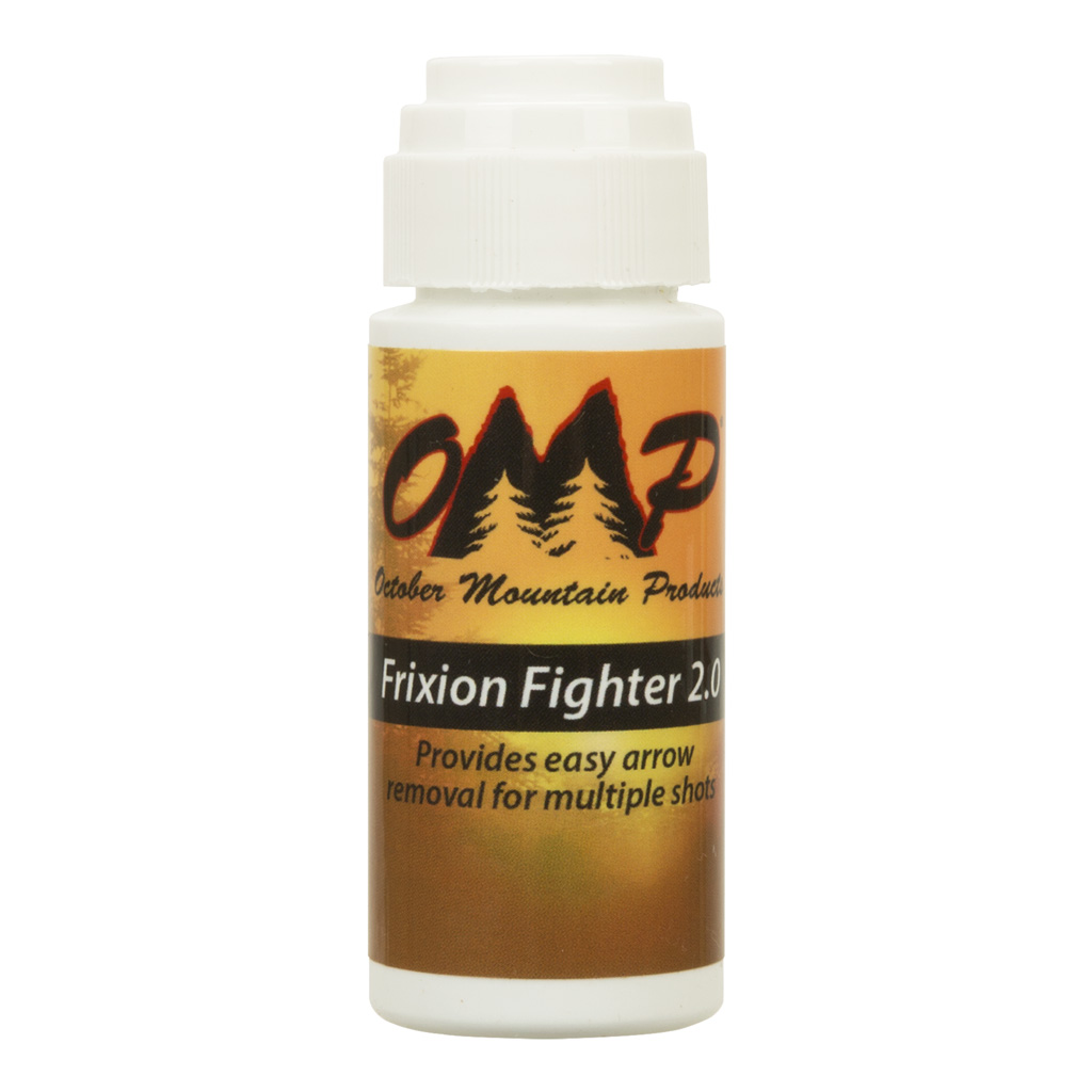October Mountain FriXion Fighter 2.0 Arrow Lube  <br>  1 oz.