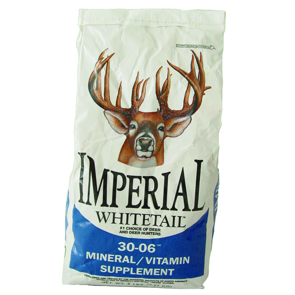 Whitetail Institute Imperial Attractant  <br>  30-06 Mineral Supplement 5 lb.