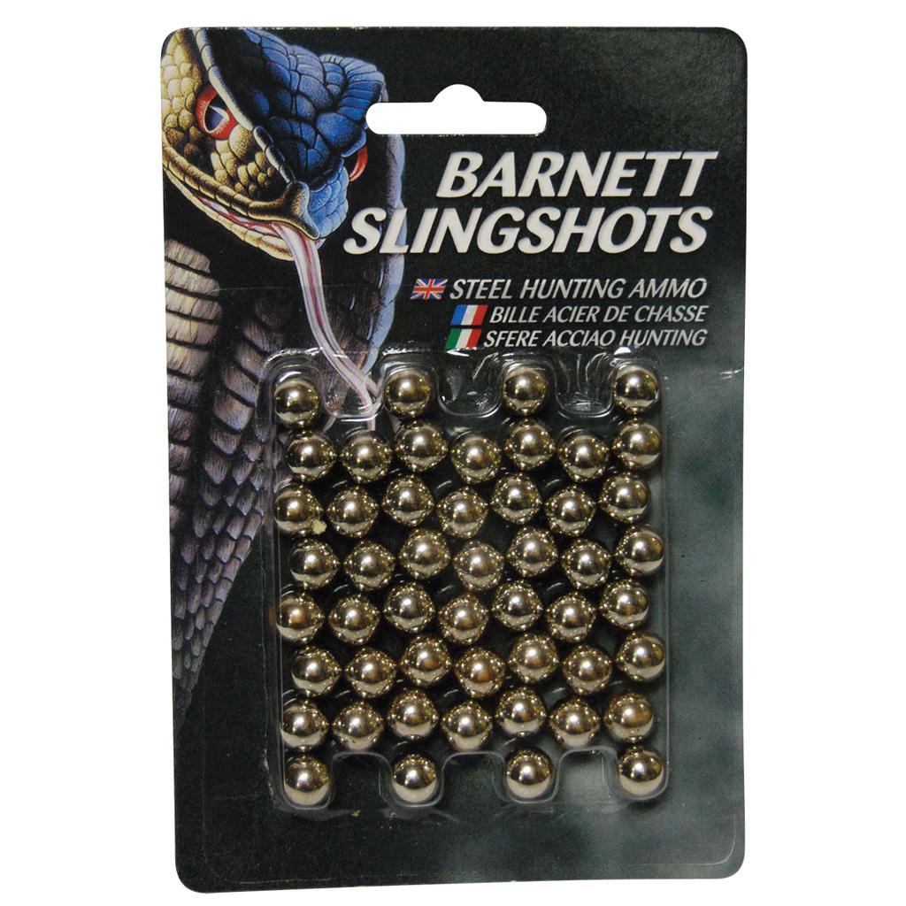 Barnett Slingshot Ammunition  <br>  .38 Cal. 50 pk.
